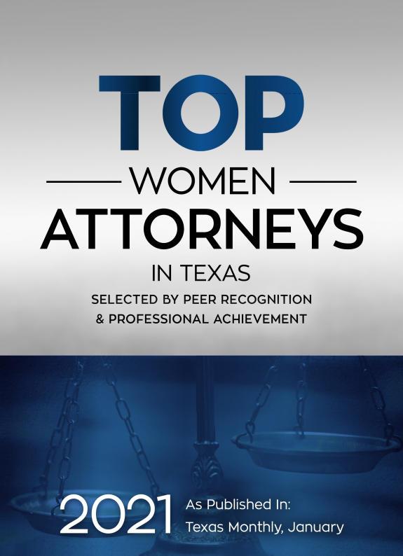 Top Women Attorneys in Texas